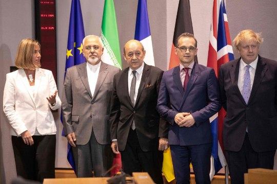 ЕС и Иран договорились реанимировать ядерную сделку без США