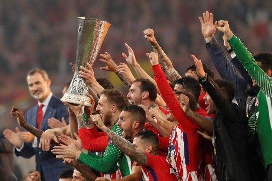 NII SEE JUHTUS | Sport 16.05: Atletico võitis kolmandat korda Euroopa liiga, Kontaveit edenes Roomas