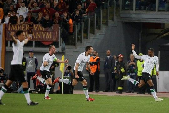 VIDEOD | Liverpool jõudis kõigi aegade väravarekordiga Meistrite liiga finaali