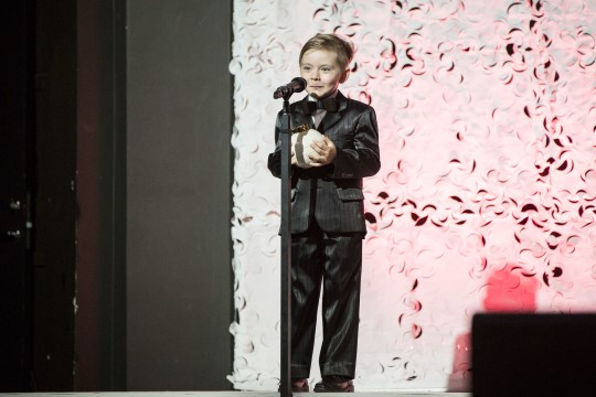 Kas kuueaastane Oliver tohib suvekontserdil õhtut juhtida?