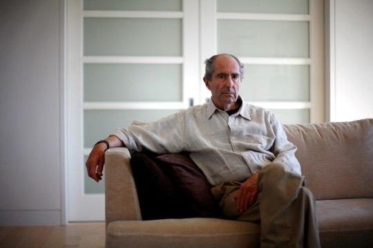 """Suri USA kirjanik, """"Ameerika pastoraali"""" autor Philip Roth"""