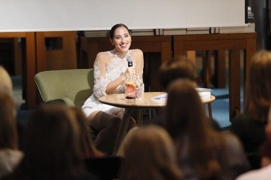 Elina Nechayeva: tundsin enne fännikohtumist pisut hirmu
