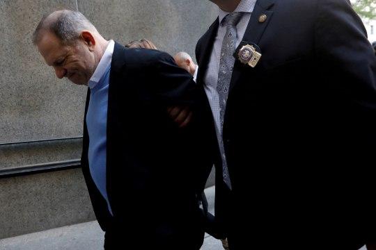Harvey Weinstein vabastati miljonidollarilise kautsjoni vastu