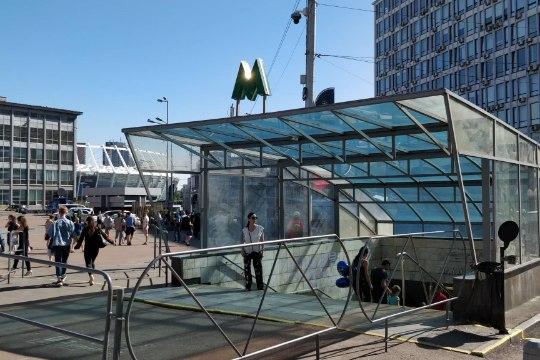 Meistrite liiga finaal ohus? Kiievi metroojaamas tehti pommiähvardus