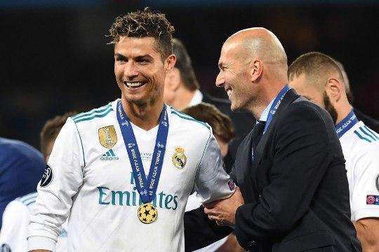 Kuidas reageerisid Reali võtmeisikud Cristiano Ronaldo võimalikule lahkumiskommentaarile?
