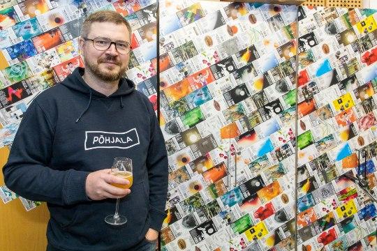 Põhjala pruulikoja asutaja Enn Parel: käsitööõllede tegemine on elustiil