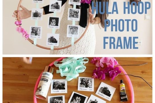 Tee ise romantiline pildiraam!