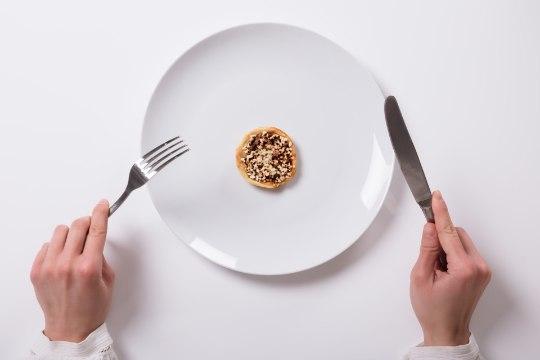 Kuidas vähem süüa?
