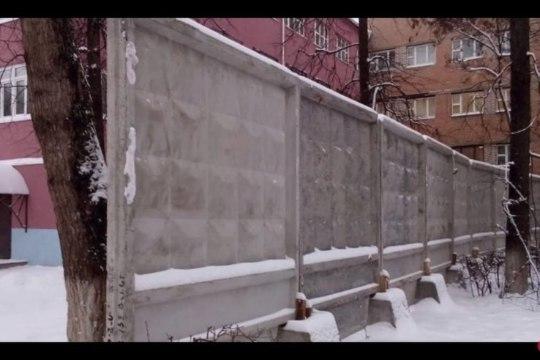 """Почему в СССР делали заборы с """"ромбиками""""?"""