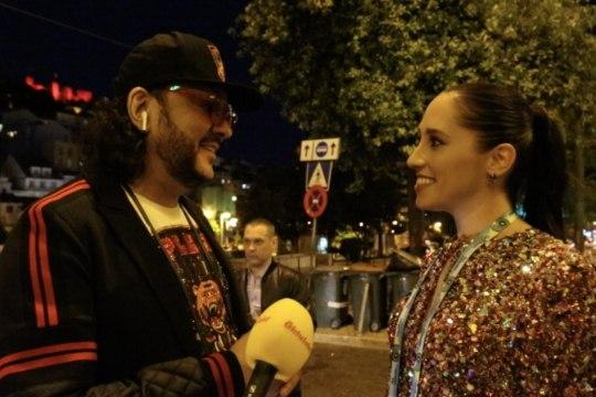 Эксклюзив: Киркоров похвалил голос Элины Нечаевой и пожелал удачи (ВИДЕО)