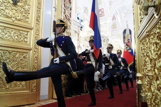 OTSEVIDEO | Putin vannutati neljandat korda presidendiks