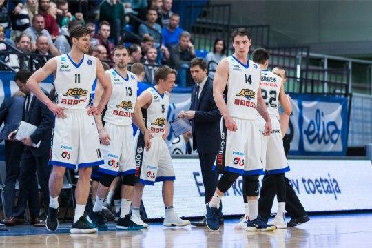 Kalev/Cramo abitreener: tahame kõigi möödunud hooaja eestlastega jätkata