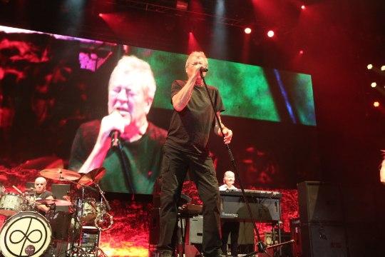 Jaak Ahelik täitis Deep Purple'i laulja Ian Gillani eluunistuse