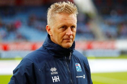 Islandi peatreener: 16 hulgas ei peaks me enam kedagi kartma