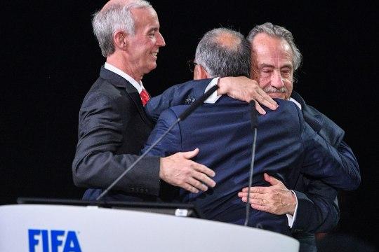 Стали известны страны-хозяйки чемпионата мира по футболу-2026