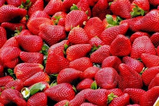 RETSEPT | Küpsetamata maasikakook