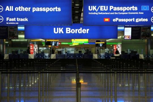 Londonis Heathrow' lennujaamas vahistati Soome terrorist