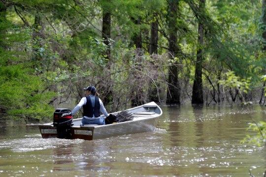 Louisiana vetes pesitsevad ajusid söövad tapja-amööbid