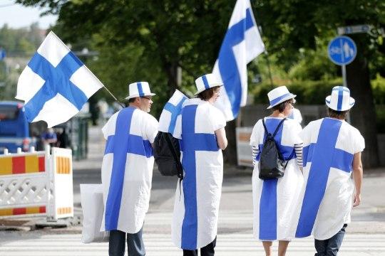 Soomest saabunud turistide arv on vähenenud ligi 8 protsenti!