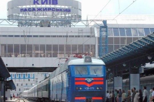 Eesti on ettevaatlik: Kiievist Tallinnasse rongiga veel ei saa