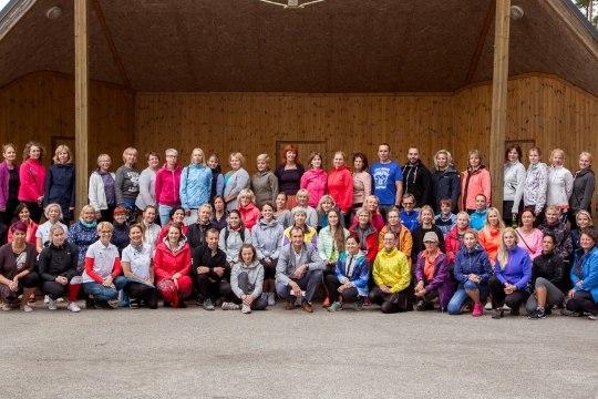 Liikumisõpetajate suvekoolis otsitakse uusi ideid liikumisharrastuse edendamiseks tundides