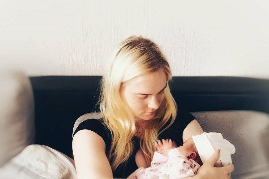HELENI BEEBIBLOGI | Kuidas mu keha sünnitusjärgselt hakkama sai?
