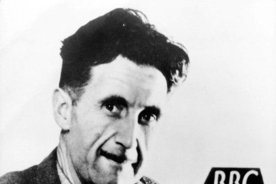George Orwell proovis hulkurielu ja pages salaagentide eest