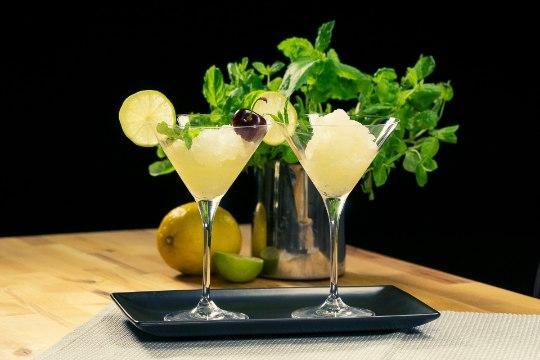 SELVERIGA KÖÖGIS | Prosecco sidrunijäätis