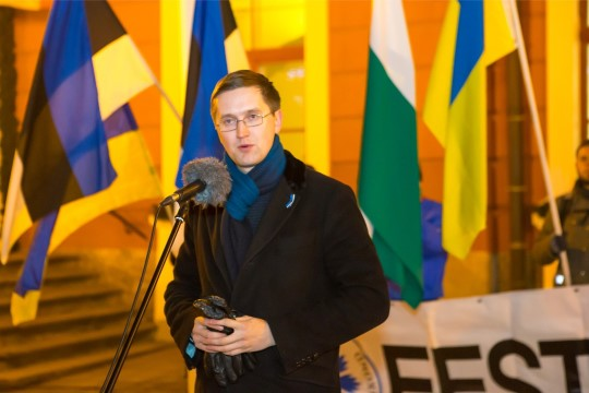 Jaak Madison on spordi politiseerimise vastu: ma ei näeks probleemi, kui ma ise lehvitaks Islandi lippu