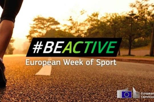Üleeuroopaline #BeActive 2018 auhinnakonkurss ootab Eestist kandidaate