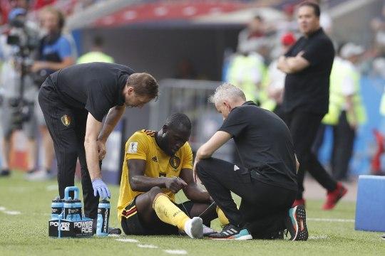 Vigastatud Belgia koondise staar jättis teist päeva järjest trenni vahele