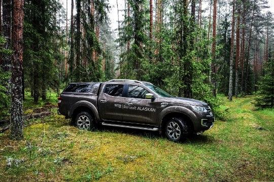Renault Alaskan: lugu prantsuse talupojast, kes tahtis kõike hästi teha