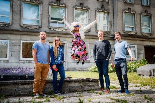 ÕL VIDEOINTERVJUU | Noortebändi poofinalist Marta Arula: võitu tähistaksime šampanja ja kaaviariga