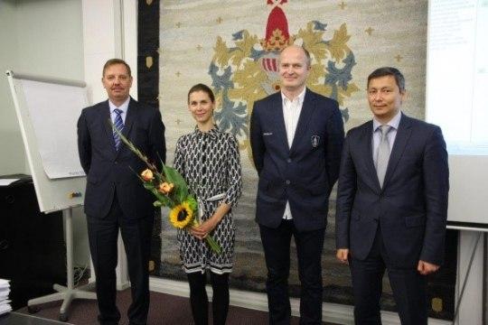 Kirpu, Embrich ja Kaaberma saavad Tallinna linnalt soliidse preemia