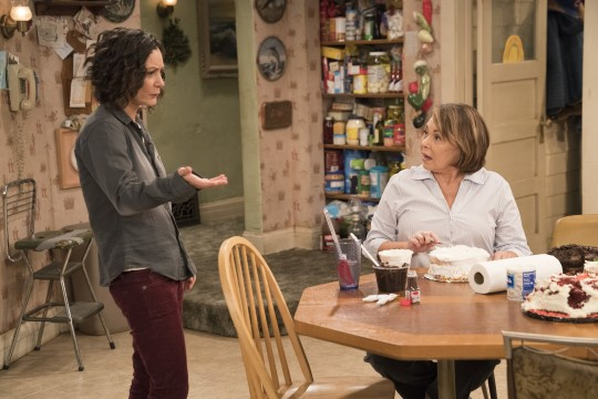 """""""Roseanne'i"""" sõsarsari kannab pealkirja """"The Conners"""""""