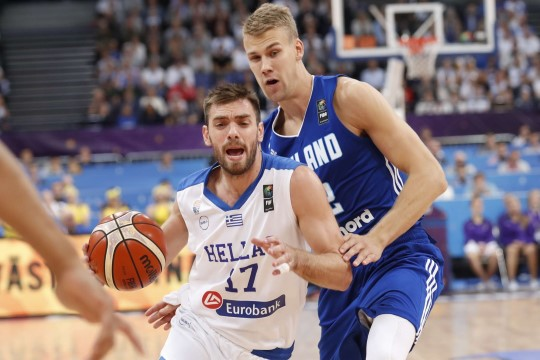 Esmaspäeval Tallinnas mängiv Kreeka näitas Iisraelis võimu