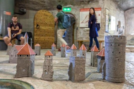 Neli torni, mis kaitsesid linna Ivan Julma suurtükkide eest