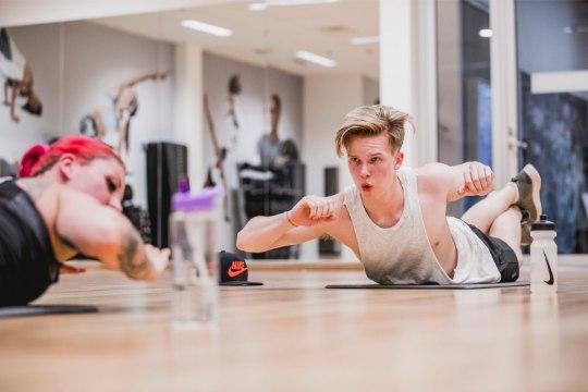 STAARIGA TRENNI | Jaagup Tuisk: hakkasin 13aastasena jõusaalis käima ja toitumist jälgima ning olen sellest ajast saati püüdnud tervislikult elada