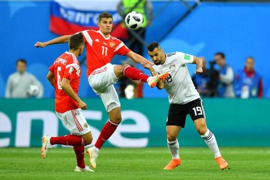 Aus mäng: kõik MMil osalevad jalgpallurid on andnud negatiivse dopinguproovi