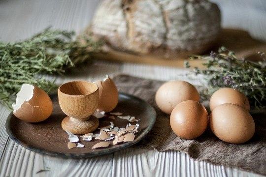 Сеть взорвал ролик варки яиц с помощью магии