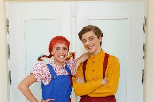 VAAT KUS LOPS! Estonia teatri Buratino ja Pipi on tegelikult õde ja vend!