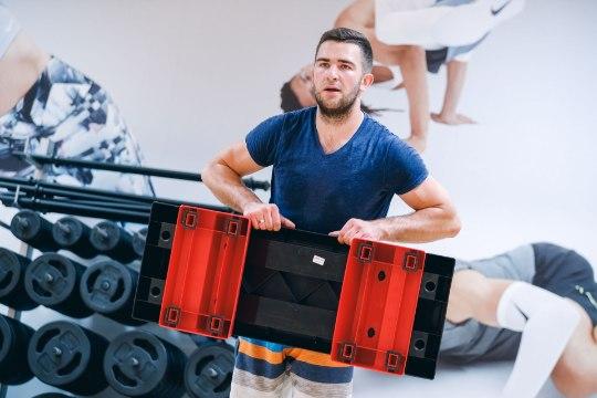 STAARIGA TRENNI | Robert Rool: võtsin korralikult trenni tehes kaalust alla 24 kilo
