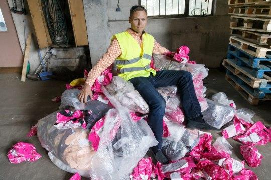 ÕL VIDEO JA FOTOD | Vaata, kui palju prügi toodab eestlane aastaga!