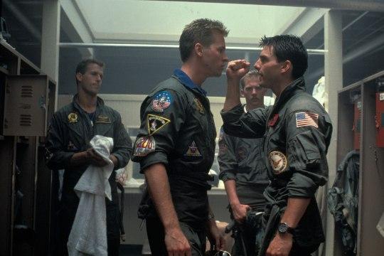"""Val Kilmer naaseb uues """"Top Gunis"""" ekraanile"""