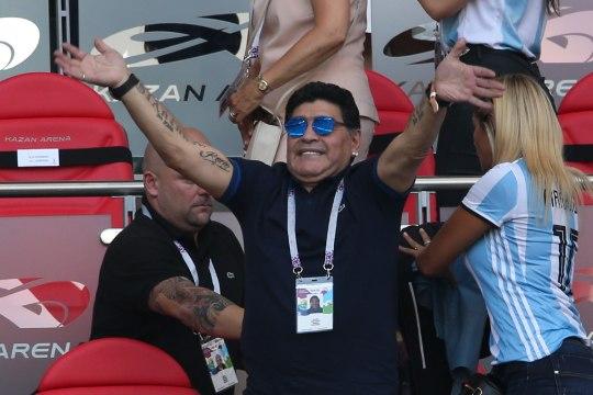 ANDRES MUST | Maradona rehabiliteerimine ehk Kuidas endine vutistaar kogu maailmale oma tõde kuulutab