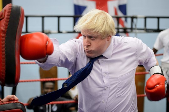 KRIIS SUURBRITANNIAS: kas Boris Johnson poksib peaminister Theresa May minema?