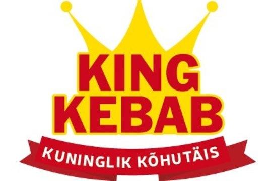 """KING KEBAB laienes Mustamäele – parooliga """"õhtuleht"""" menüü -20%"""