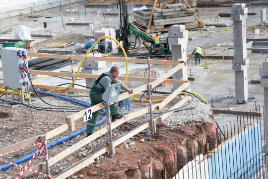 В год в Эстонии происходит более 5000 несчастных случаев на производстве. Чиновники намерены обезопасить работников