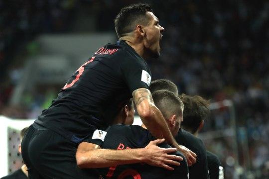 JALGPALL EI JÕUA KOJU! Horvaatia sammus MM-finaali
