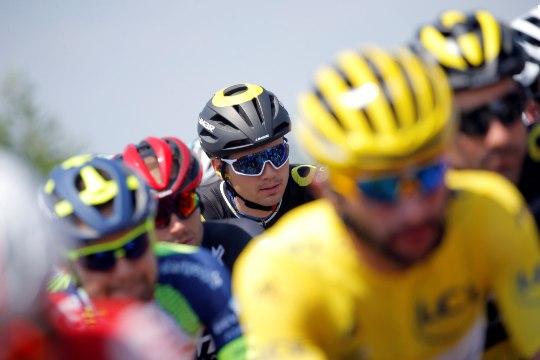 Taaramäe tegi Tour de France'il julge rünnaku, võit Slovakkia staarile